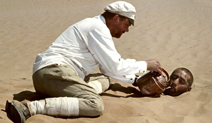 фото саид белое солнце пустыни