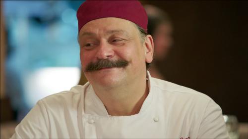 Шеф-повар Виктор Петрович