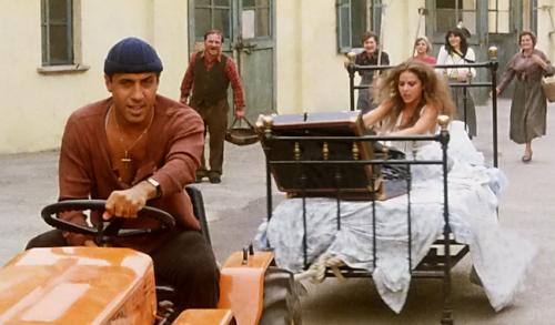 Кадр из фильма Укрощение строптивого