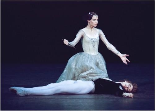 Мюзикл Ромео и Джульетта, сцена смерти