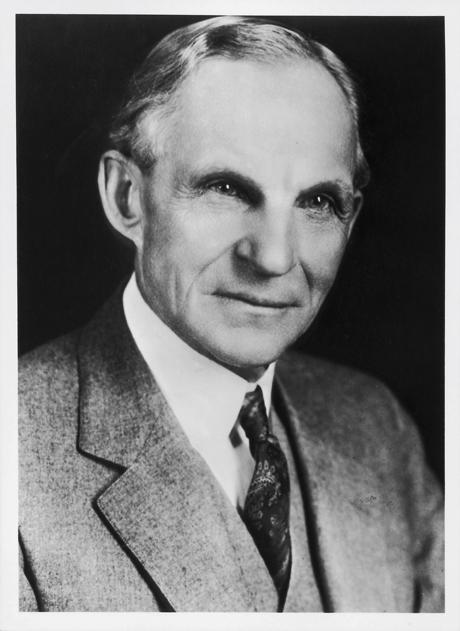 Генри Форд - отец всемирного автопрома Ford