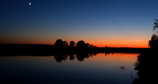 Вечер у реки