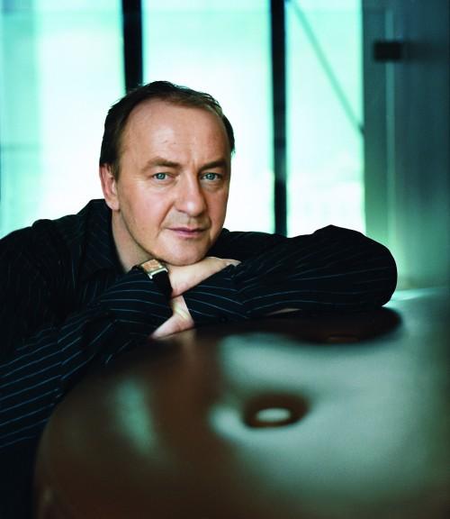 Полский писатель Януш Вишневский