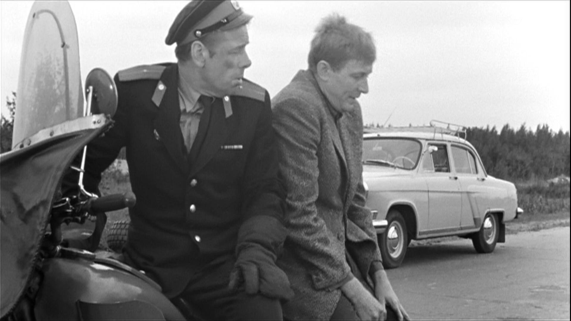 Кадр из фильма Берегись автомобиля