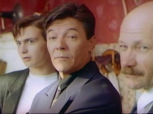 Александр Збруев в роли миллионера Смирнова, кадр из фильма Все будет хорошо