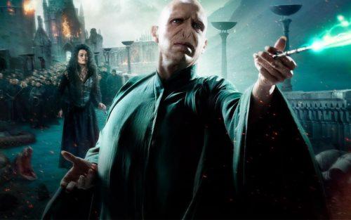 Волан-де-Морт, кадр из фильма о Гарри Поттере