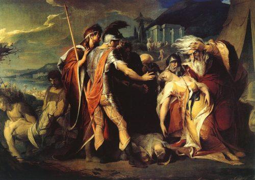 Иллюстрация к книге Король Лир