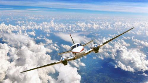 Выше облаков: полет на самолете