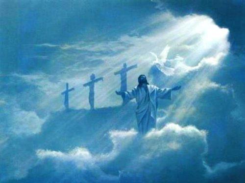 Бог там, где в Него верят