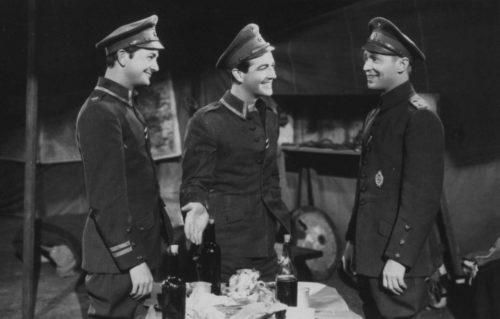 Кадр из фильма Три товарища