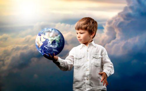 дети и мир