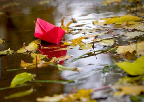 Октябрьский дождь