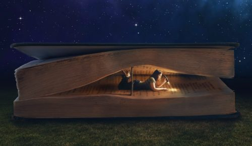 Чтение ночью