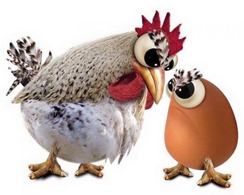 Яйцо и курица